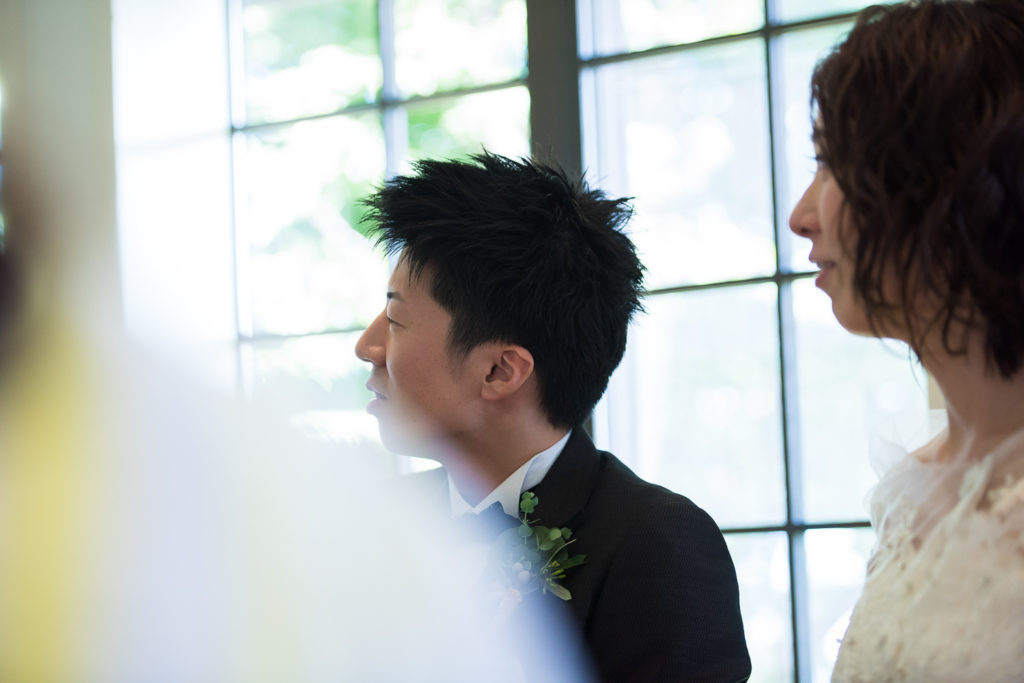 SAYS FARM WEDDING『MINEO and NATSUKI』